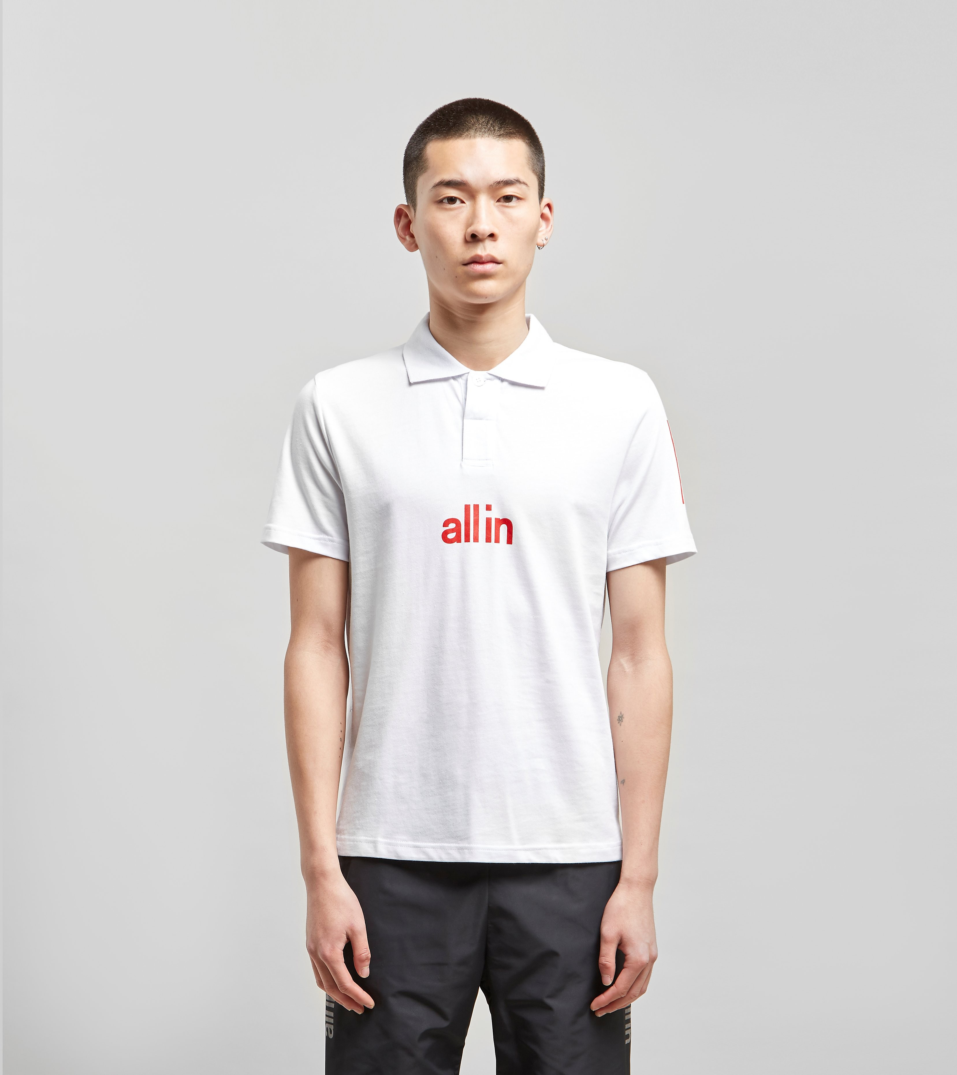 all in Polo Tennis, Blanc