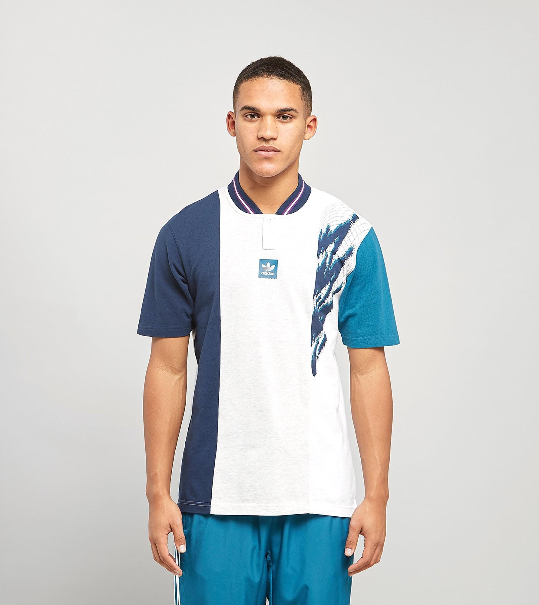 adidas Originals Tennis Jersey, Wit