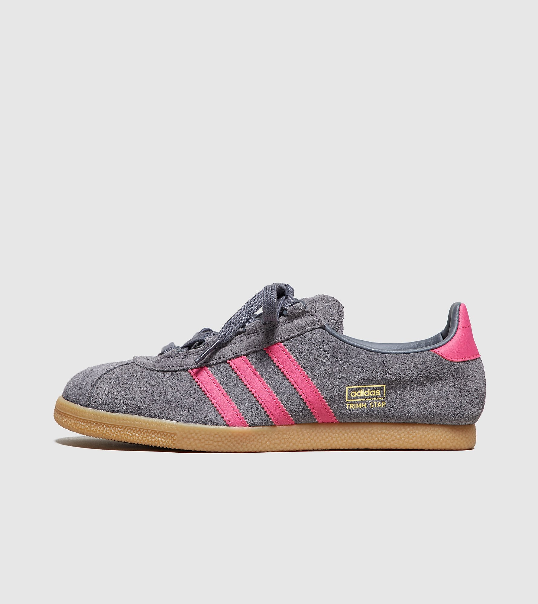 adidas Originals Trimm Star - size? Exclusive Women's, Grey