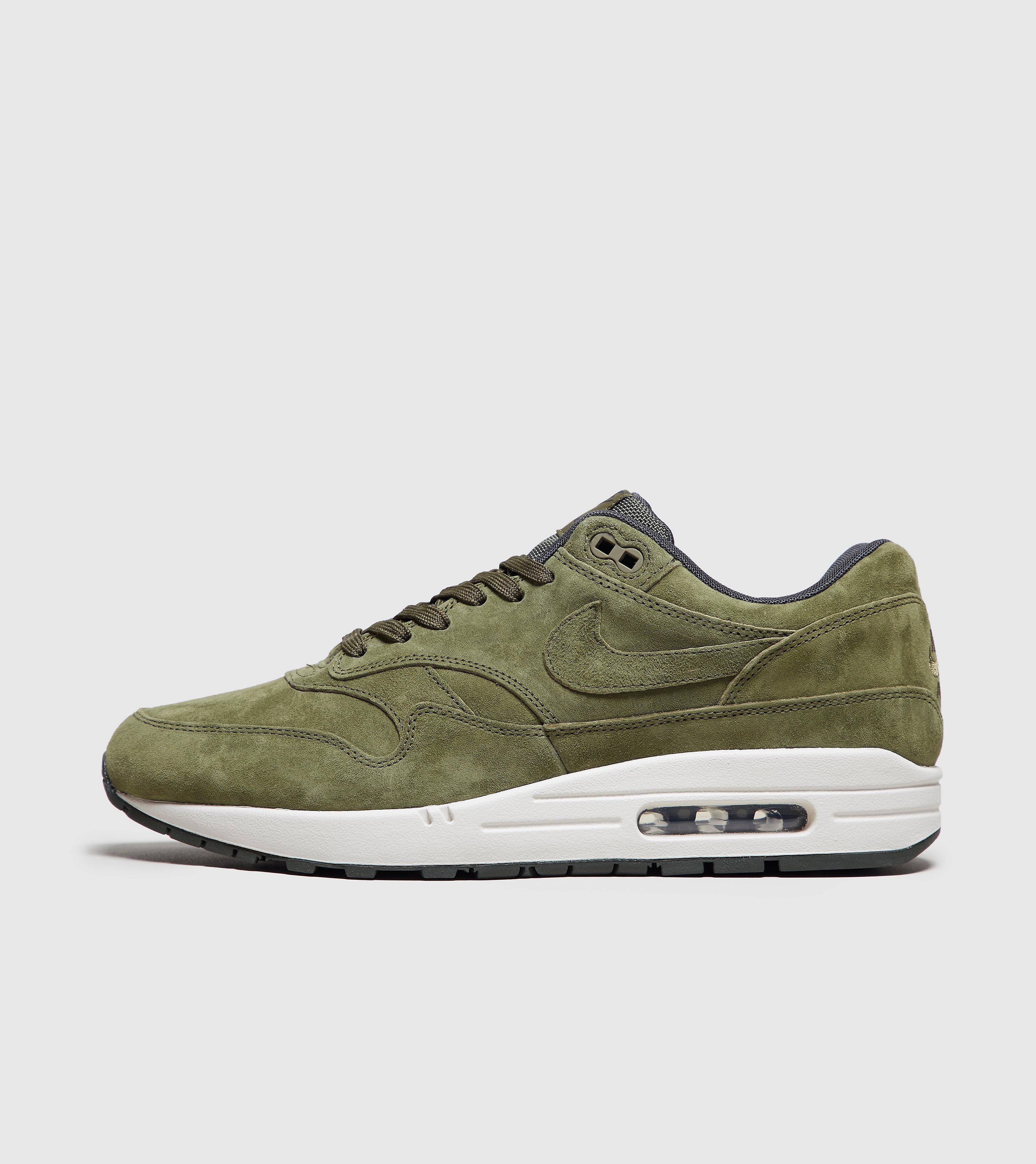 4a1dec2eea5 Aanbieding: Nike Air Max 1 Premium 875844 300 Groen Blauw 405   Nike ...
