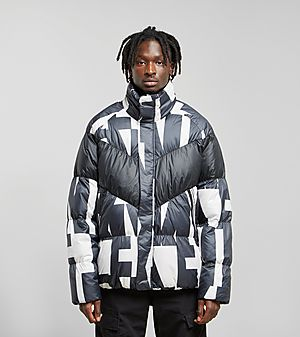 2347efe3738 Nike Down Fill All Over Print Jacket ...