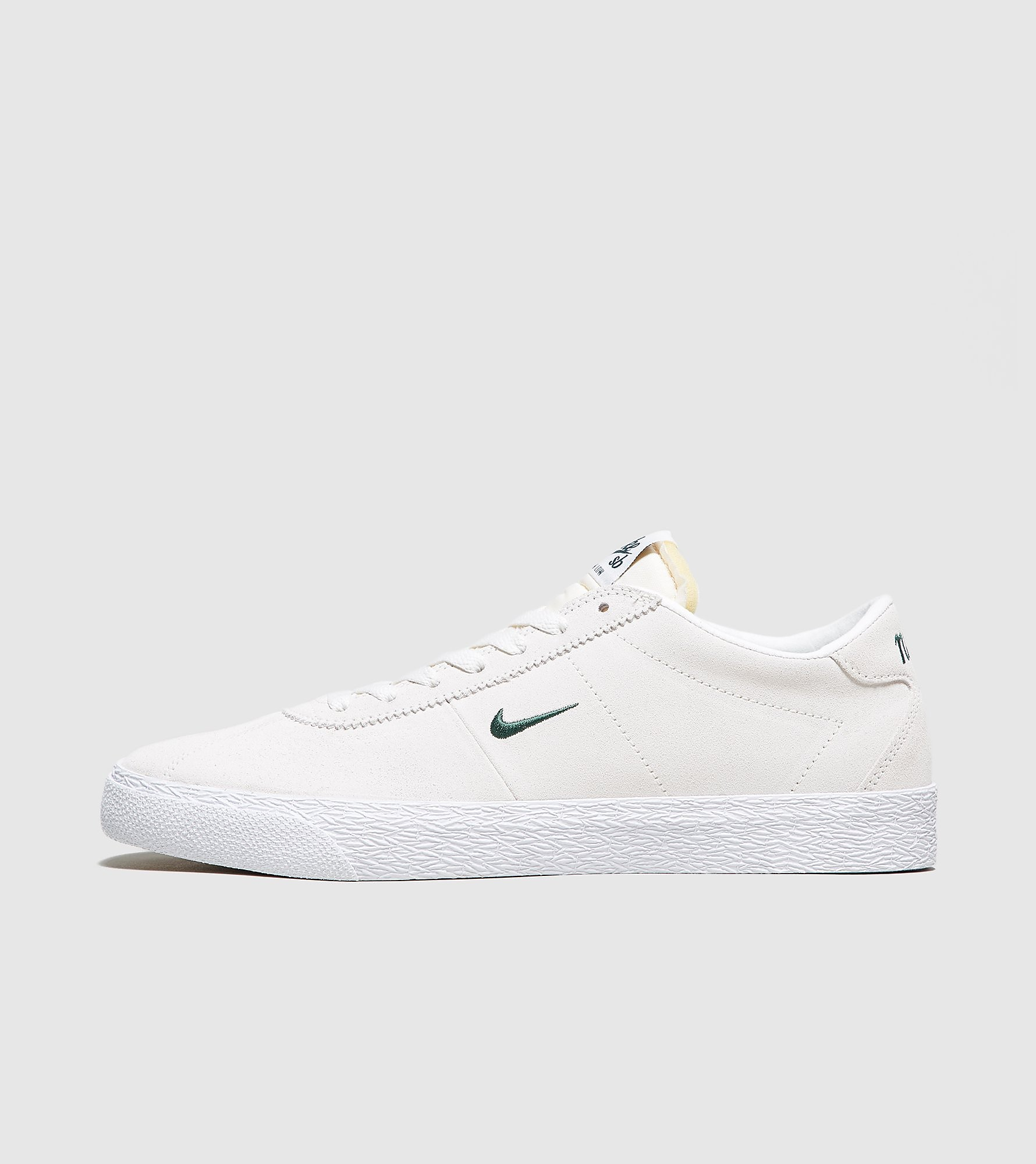 official photos bd00c ff509 Nike SB Zoom Bruin Premium SE, White