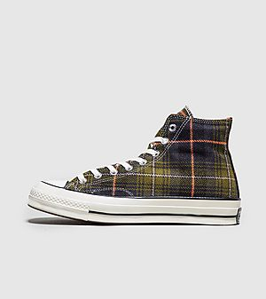 073cab74617a Converse Chuck Taylor All Star 70 s High Plaid ...