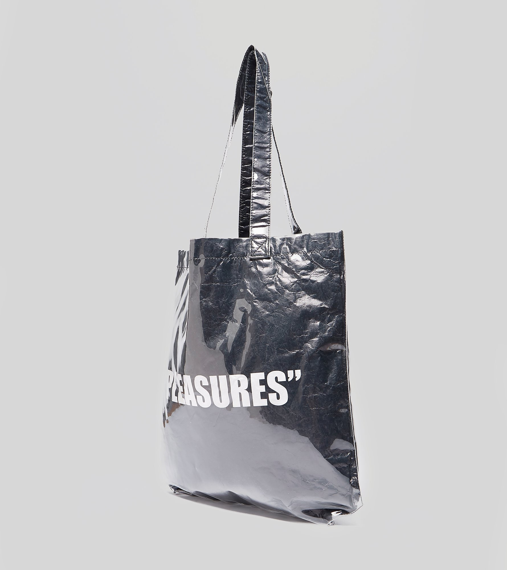 PLEASURES Dazed Plastic Tote Bag