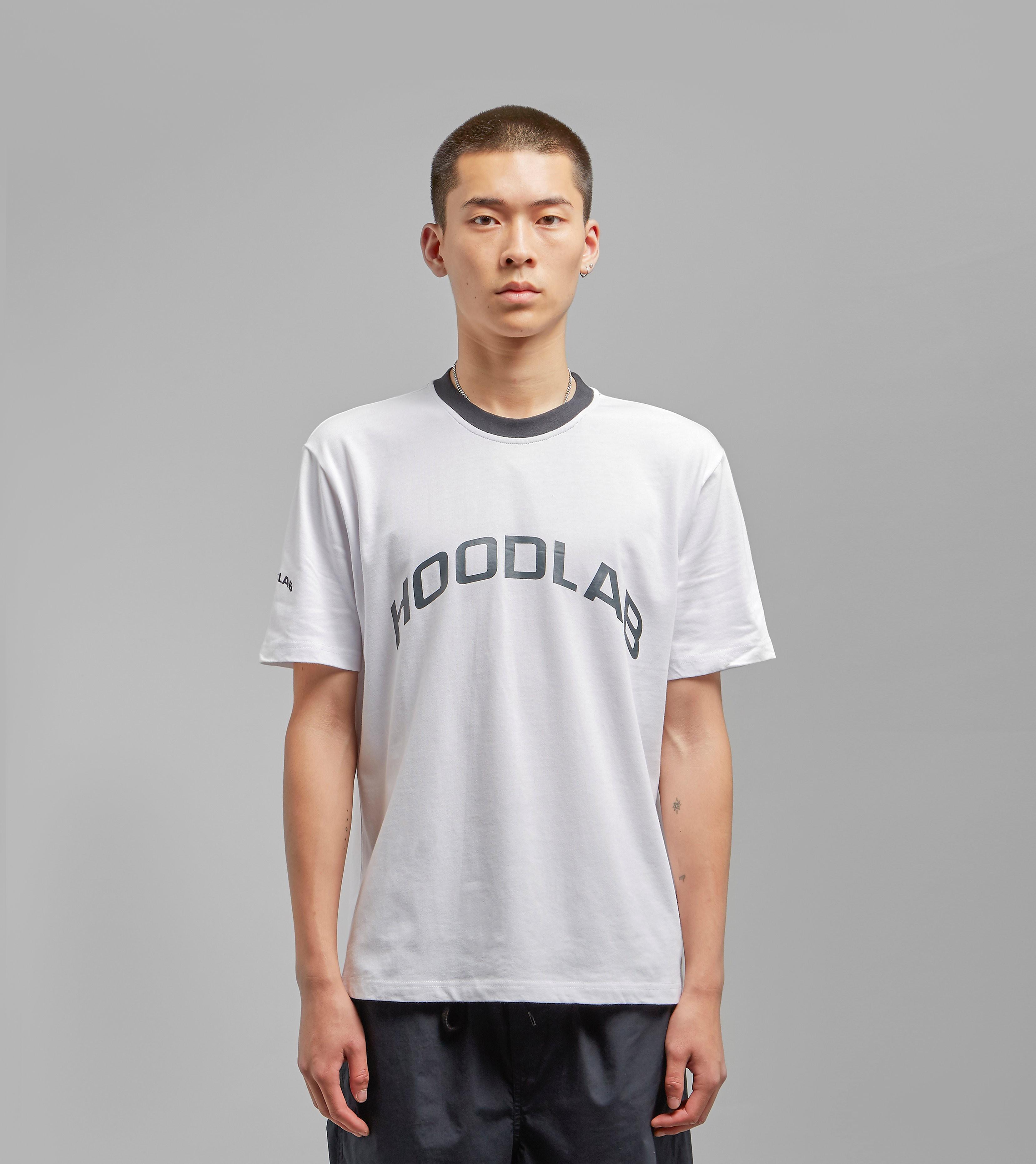 Hoodlab T-Shirt Anarchy, WHT