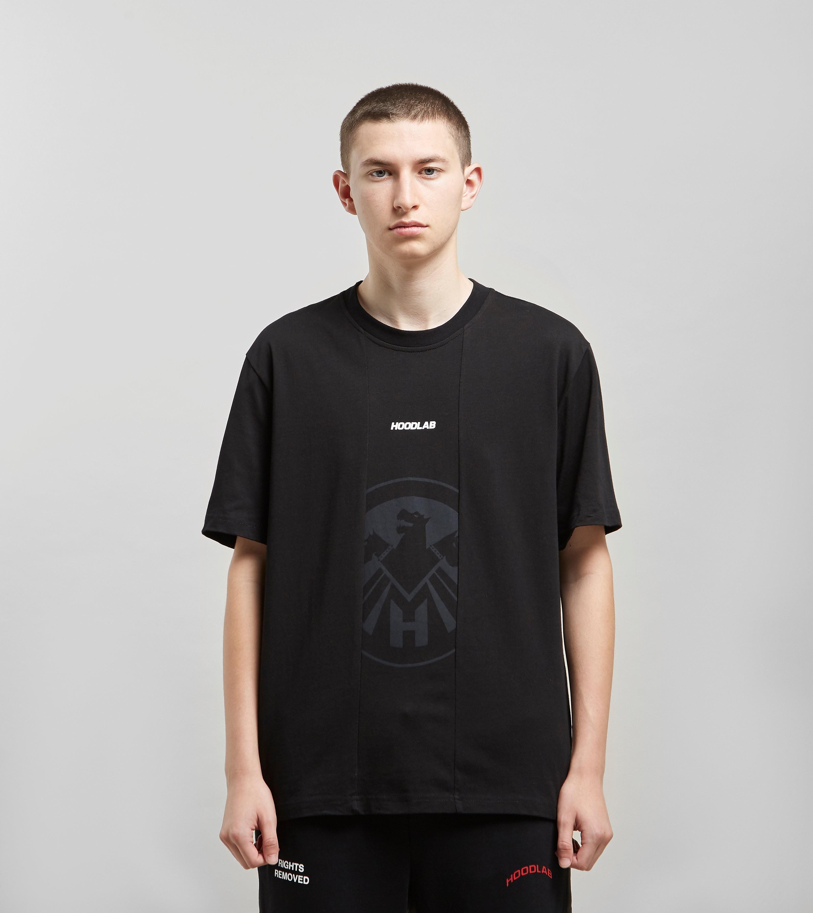 Hoodlab Strangeways T-Shirt, Zwart