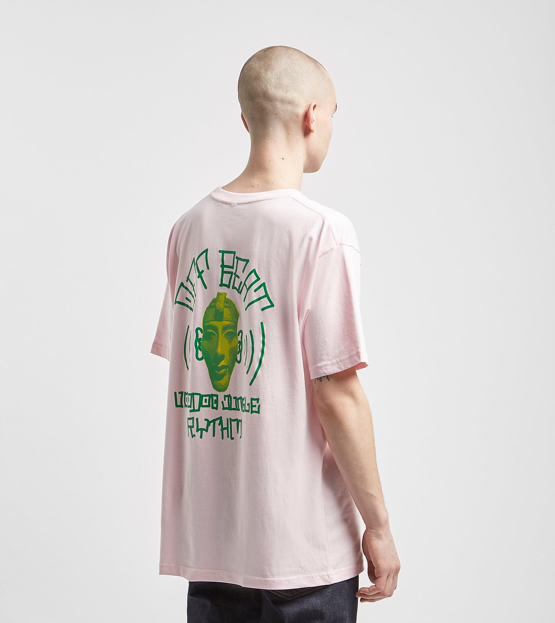 Jungles Jungles T-Shirt Off Beat Rhythm, Rose