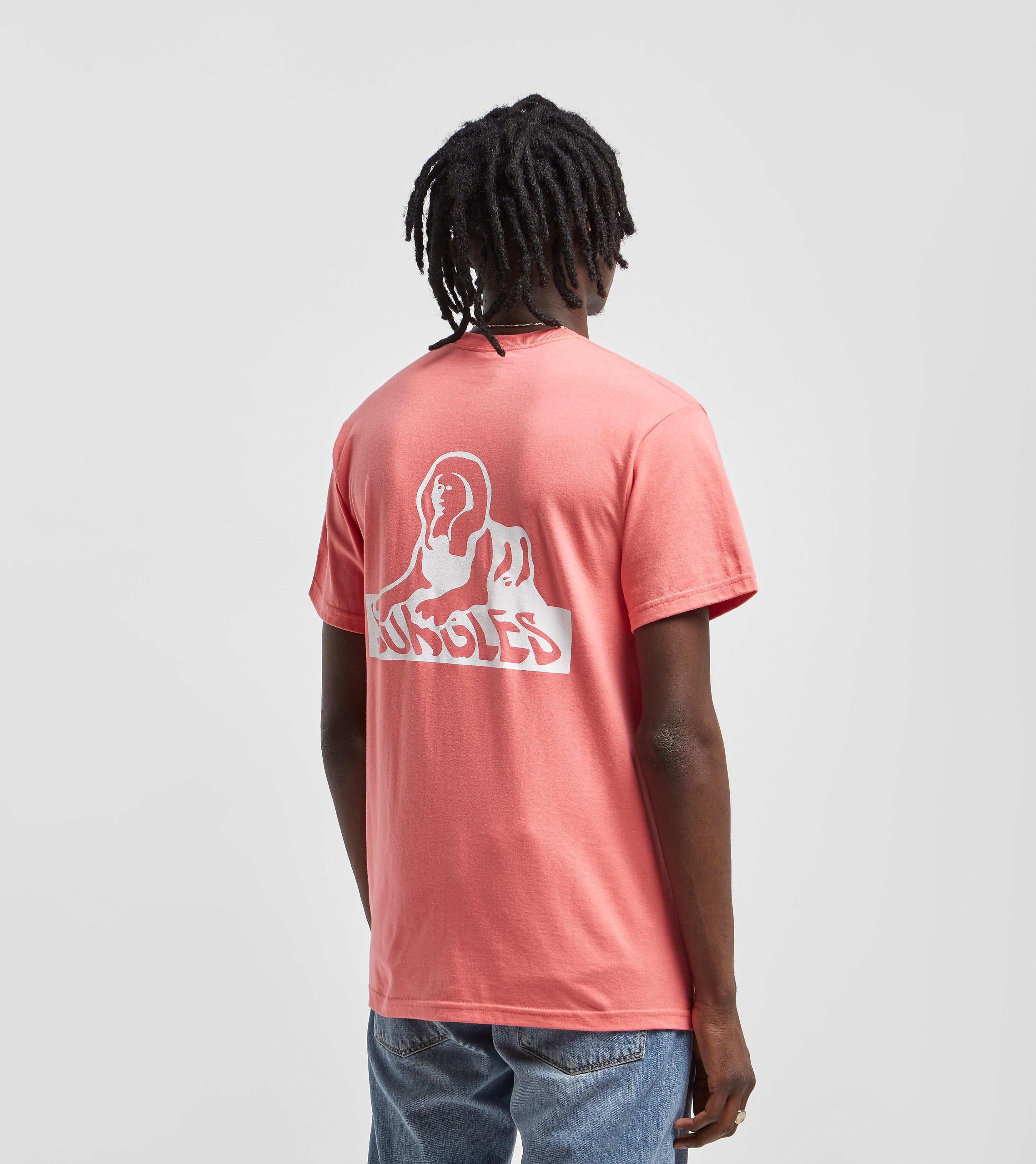 Jungles Jungles T-Shirt Logo Sphinx, Rose