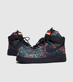 promo code 32543 5b257 ... Nike Air Force 1 High Camo Pack Germany Womens