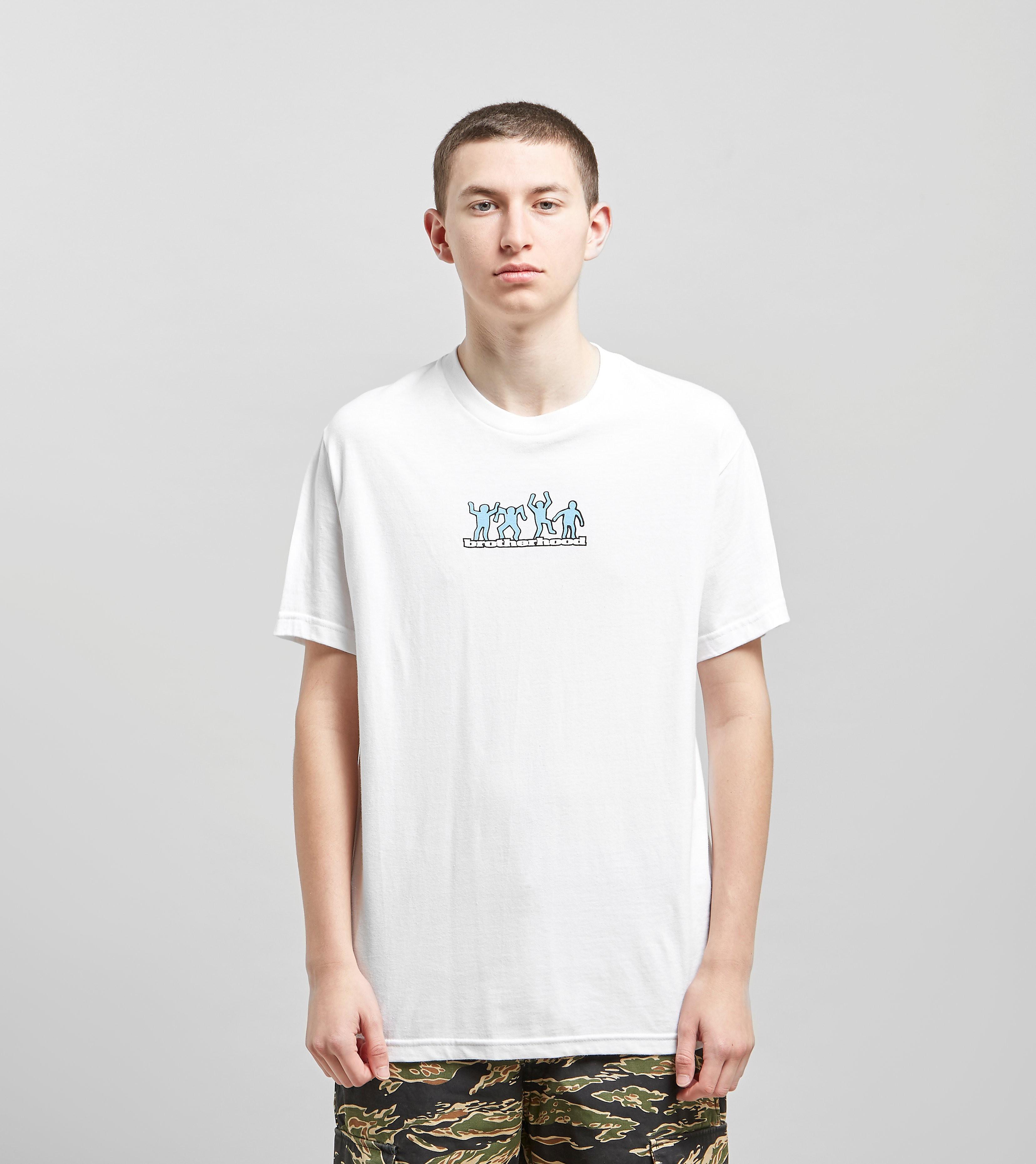 Brotherhood T-Shirt Brothers, Blanc