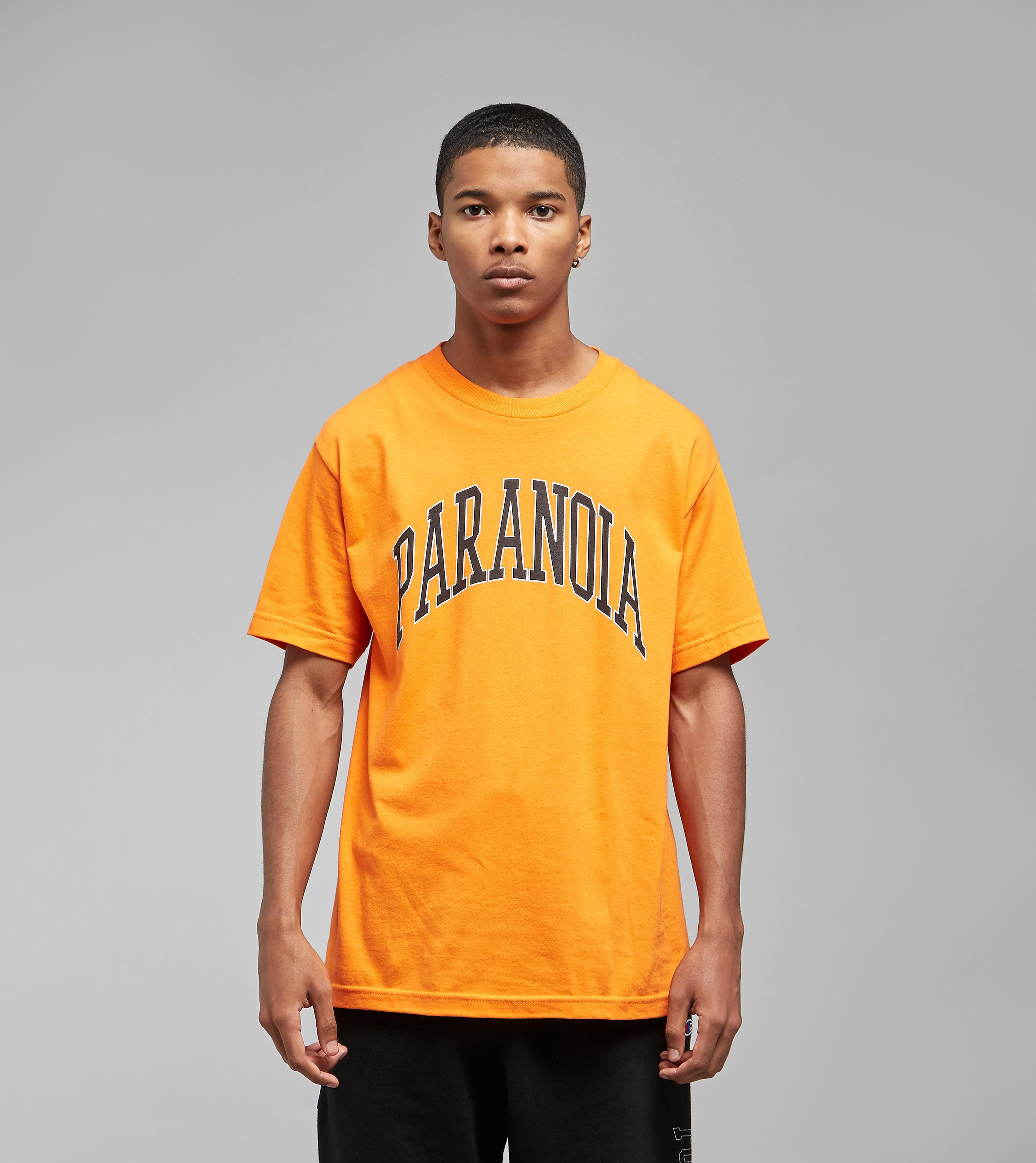 Foulplay Paranoia T-Shirt, Oranje