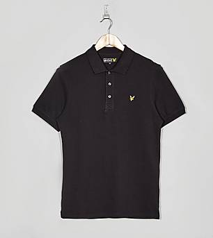 Lyle & Scott Pique Polo Shirt