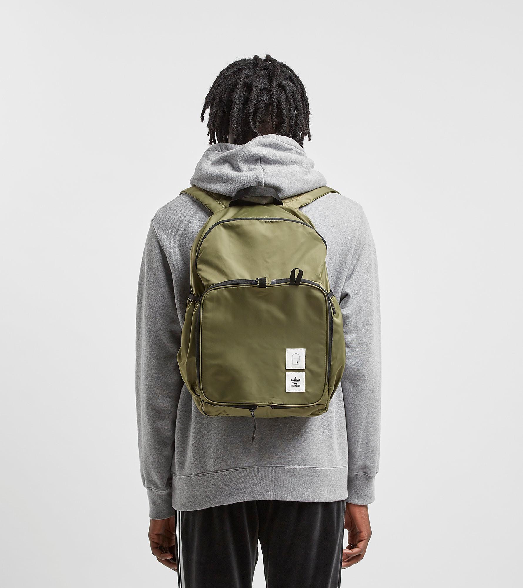 adidas Originals Packable Backpack, Groen