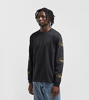 39d3967999901 ... adidas Originals Trefoil Stack Long Sleeve T-Shirt