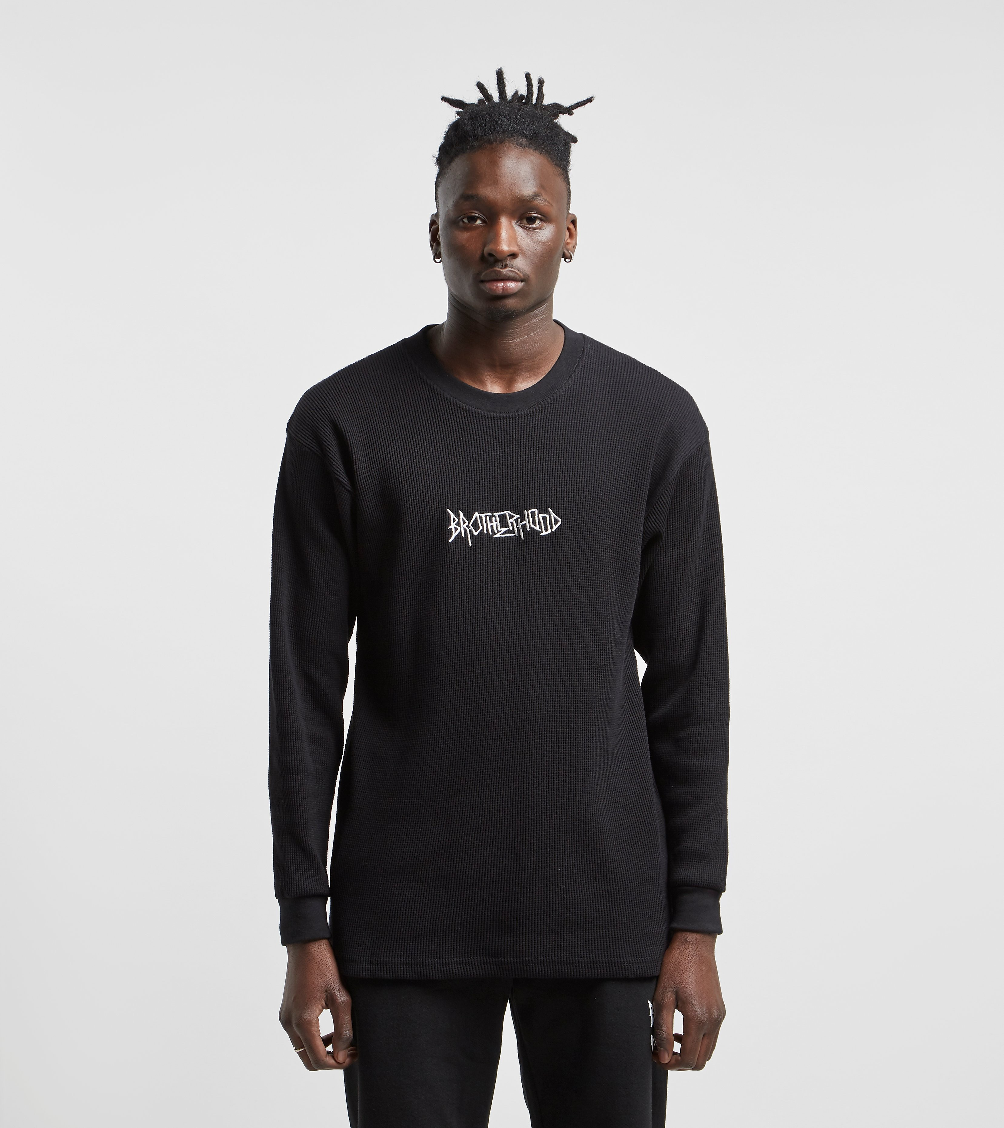 Brotherhood T-Shirt à Manches Longues Icon, Noir