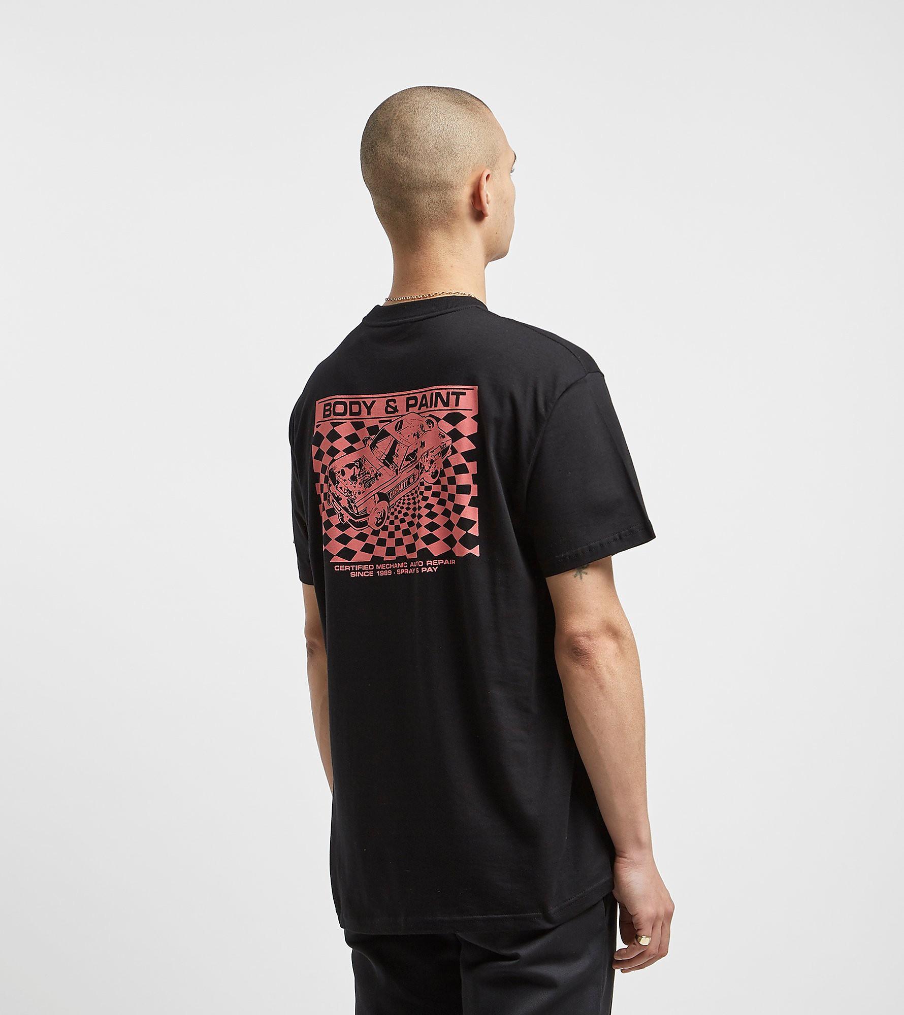 Carhartt WIP T-Shirt Body And Paint, Noir