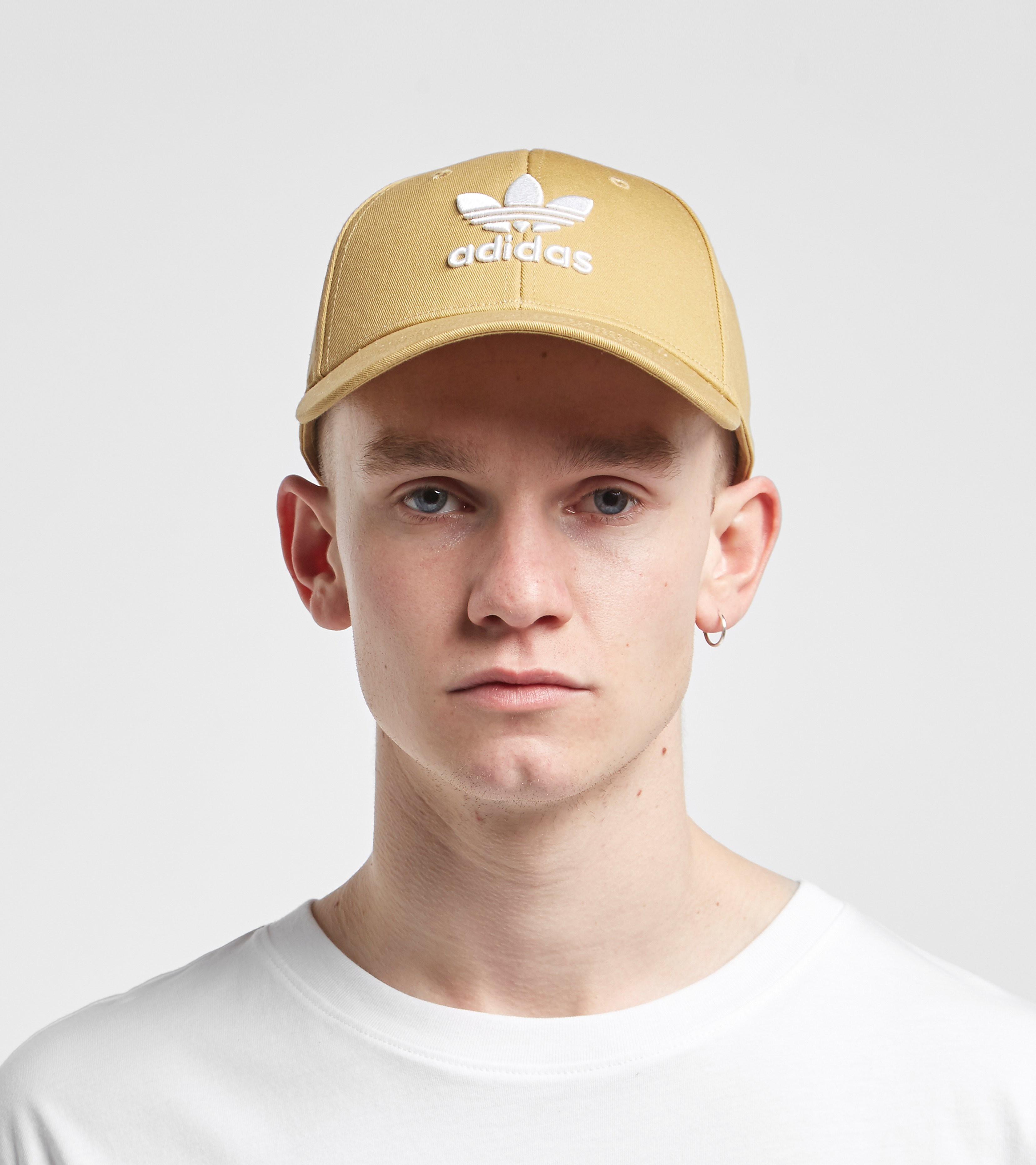 adidas Originals Trefoil Cap, Geel
