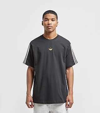 best website a8886 86b1c adidas Originals Floating T-skjorta Snabbköp ...