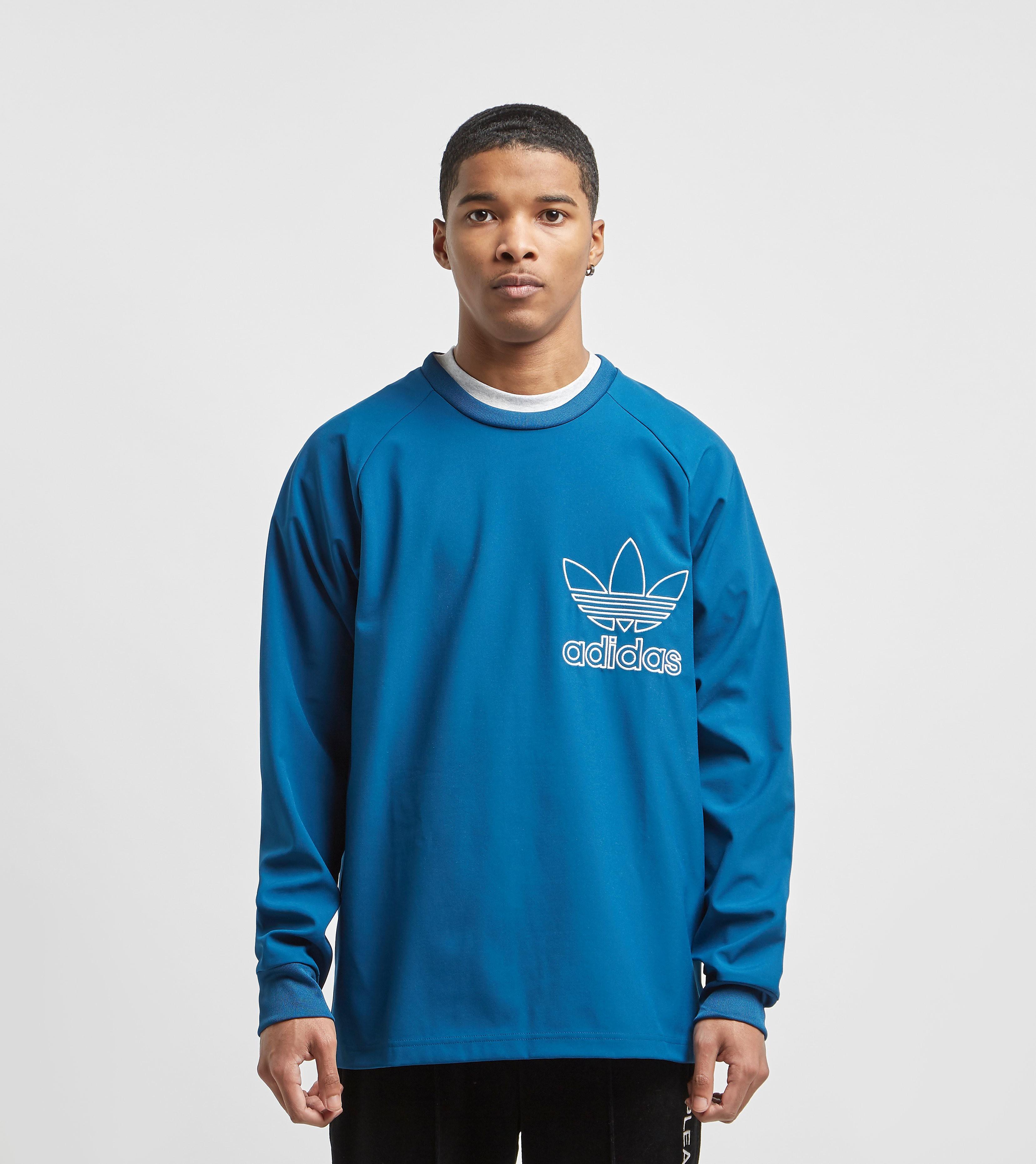 adidas Originals Outline Crew Sweatshirt