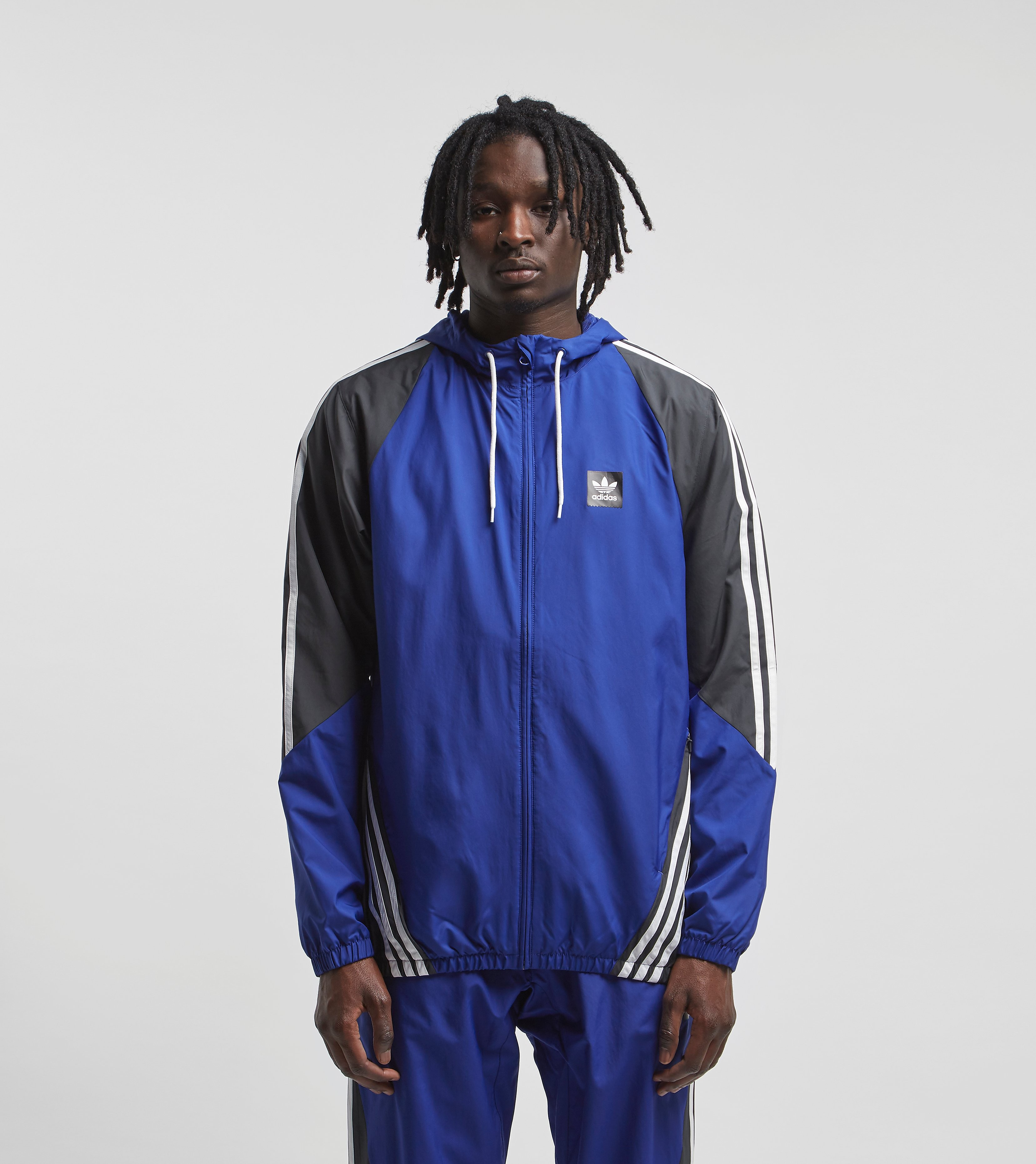 adidas Originals Insley Lightweight Jacket, Celeste