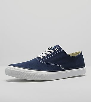 Sperry Cloud Logo CVO Canvas