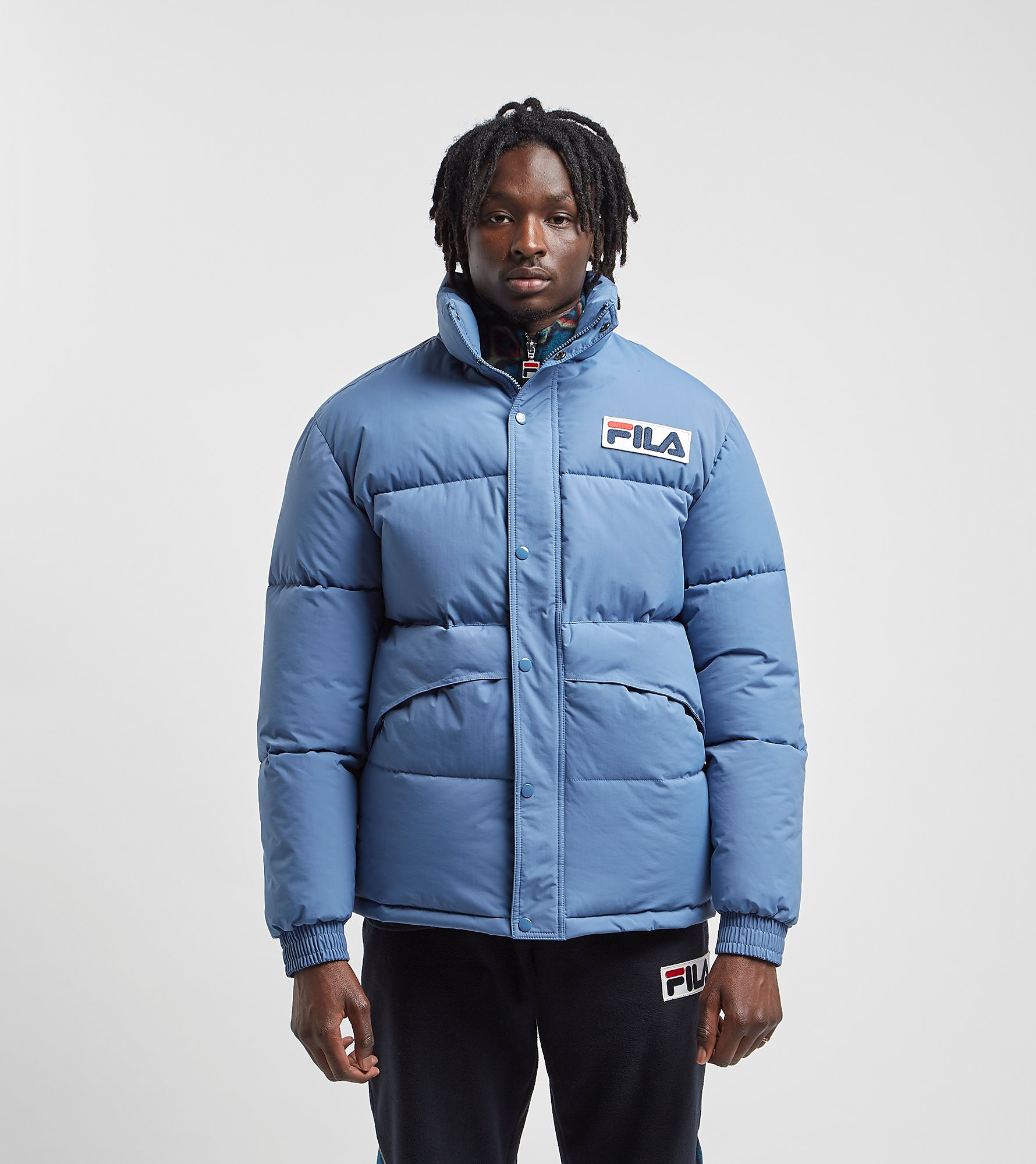 Fila Nanga Jacket - size? Exclusive, Celeste