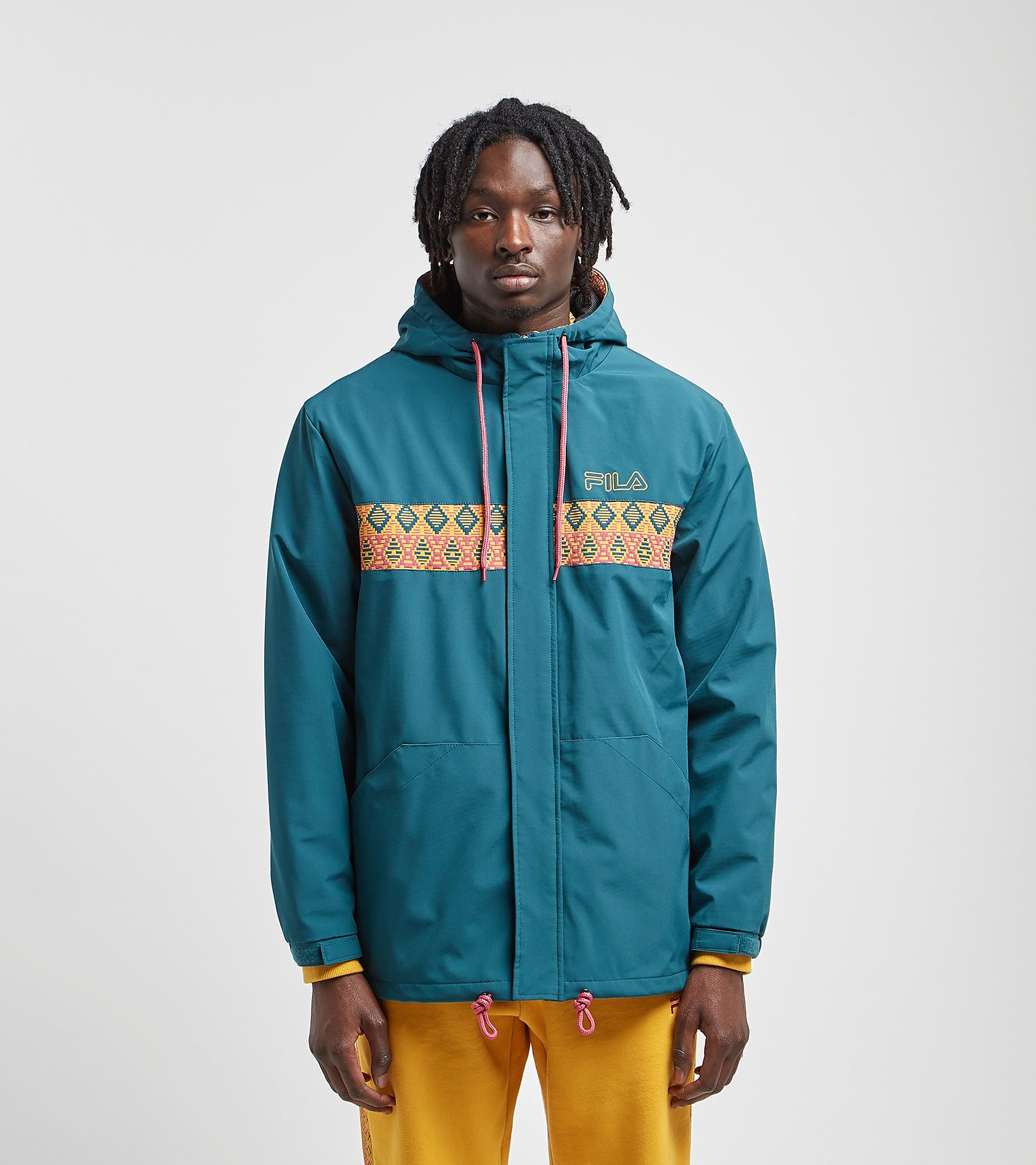 Fila Manaslu Jacket - size? Exclusive, Verde
