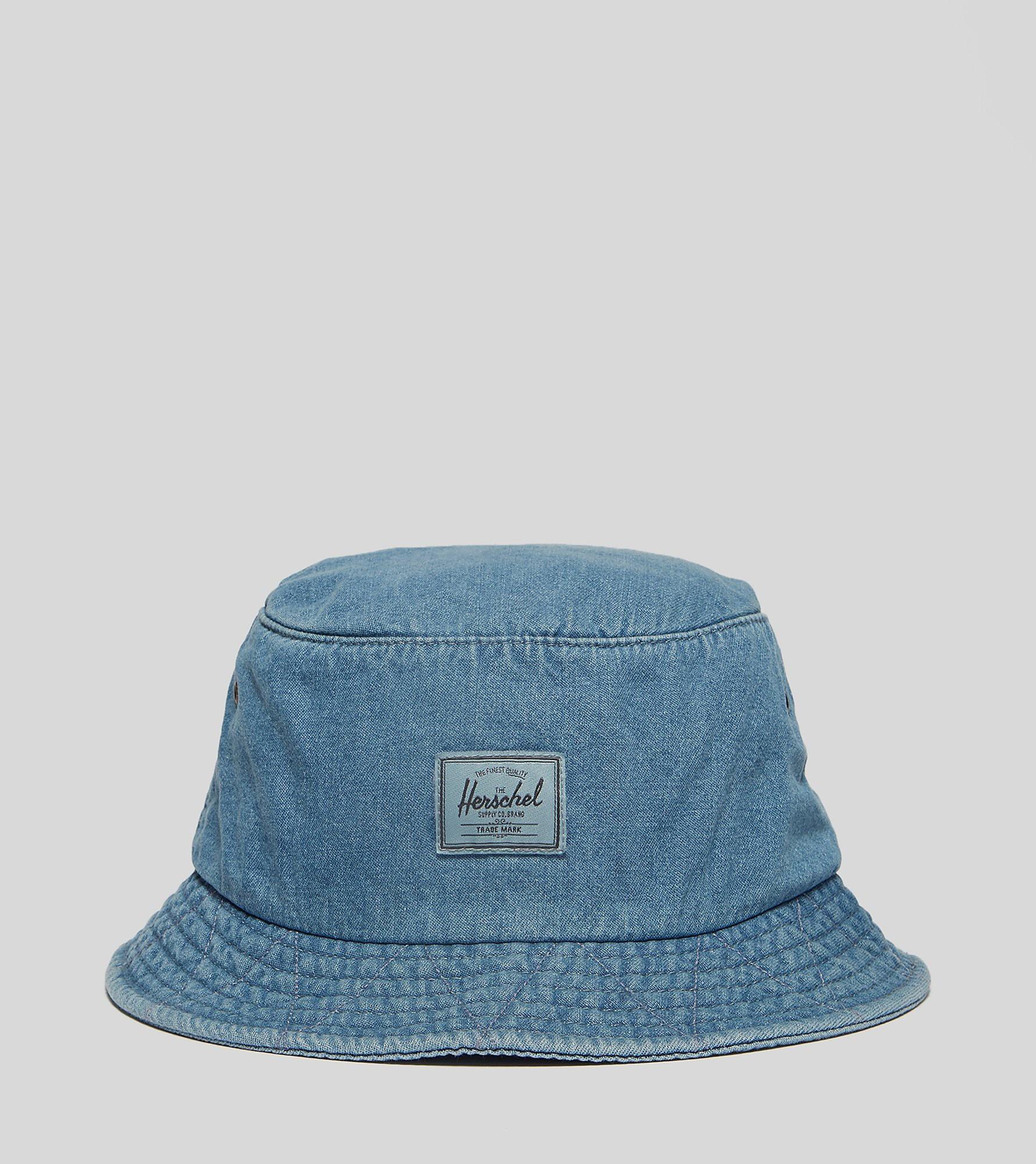 Herschel Supply Co Reversible Lake Bucket Hat