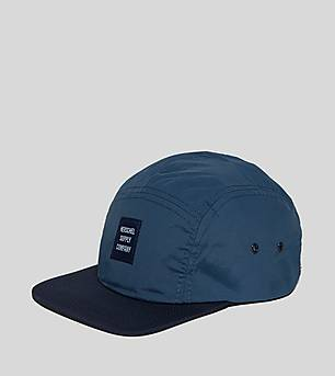 Herschel Supply Co Glendale Nylon 5 Panel Cap