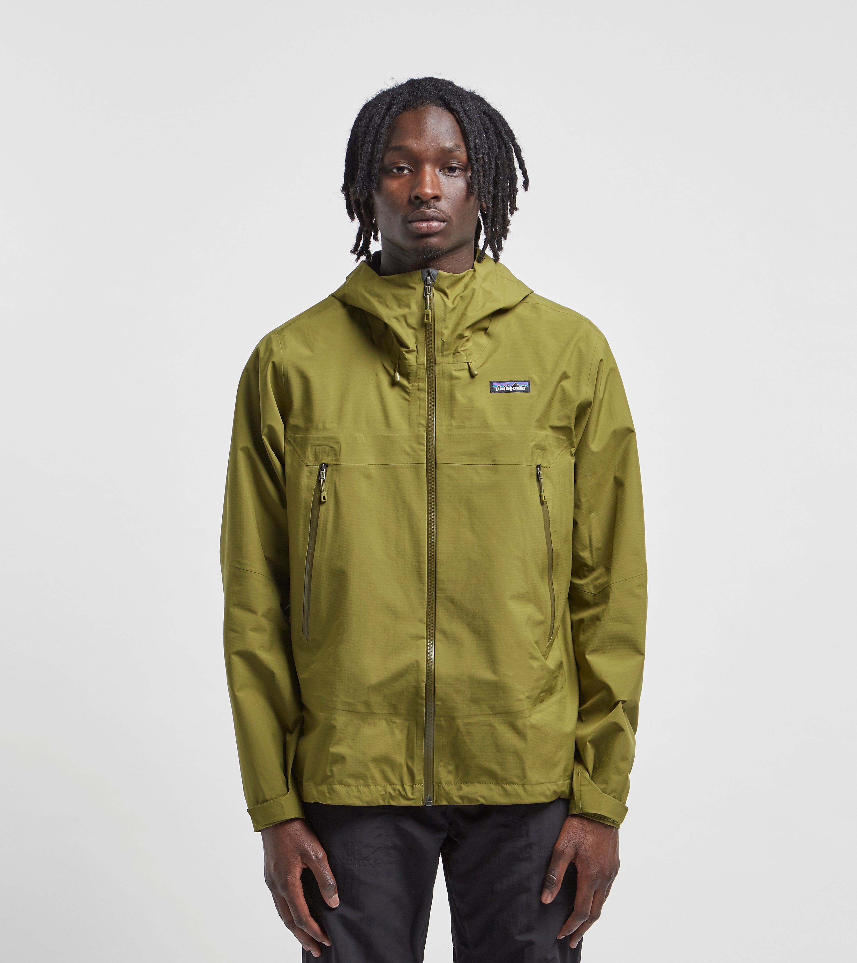 Patagonia Cloud Ridge Jacket, Verde