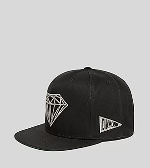 Diamond Supply Brilliant Snapback Cap