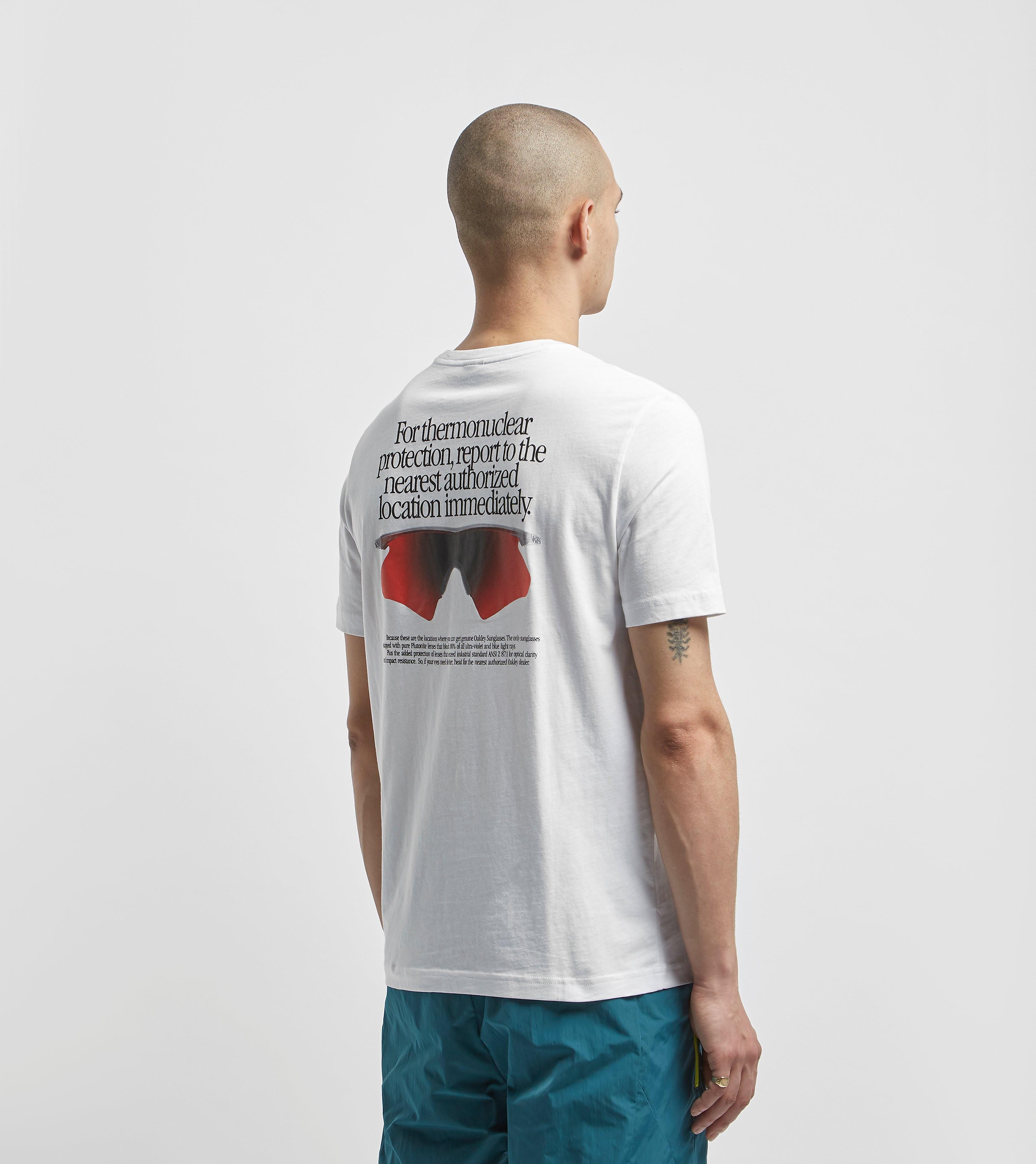 Oakley Authorised T-Shirt, Wit
