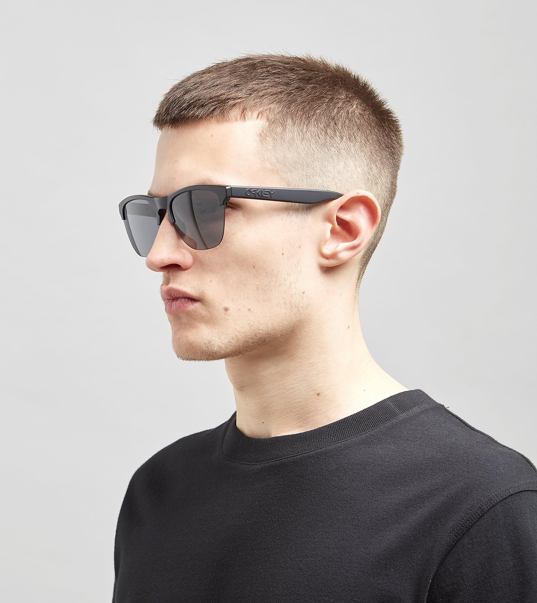 Oakley Frogskins Lite Sunglasses, Zwart