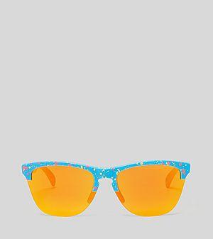 2a4d288486e919 ... Oakley Lunettes de soleil Collection Frogskin Lite Splatterfade
