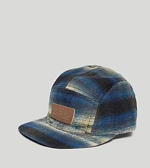 Quintin Old Timber 5 Panel Cap