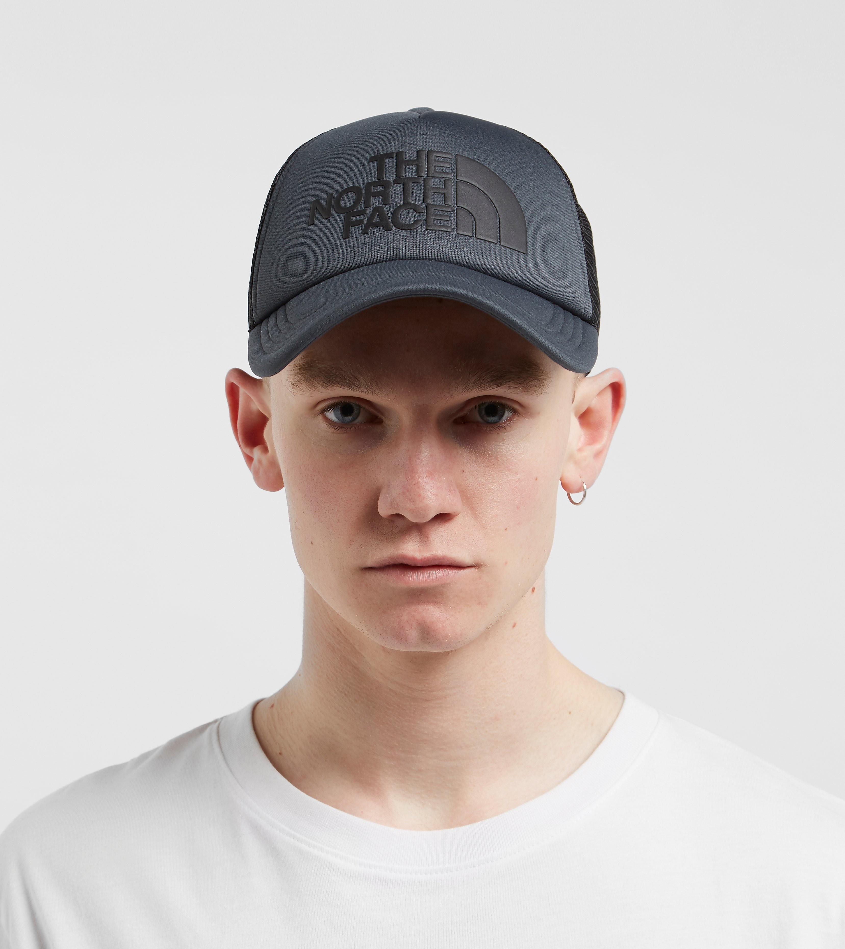 The North Face Logo Trucker Cap