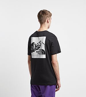 b7a7e2884d27 The North Face Short Sleeve Graphic T-Shirt ...