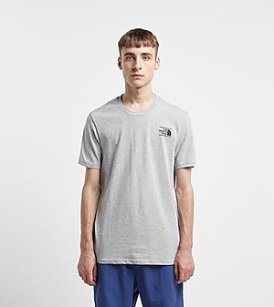 8cde0f9dca9c The North Face Short Sleeve Graphic T-Shirt ...