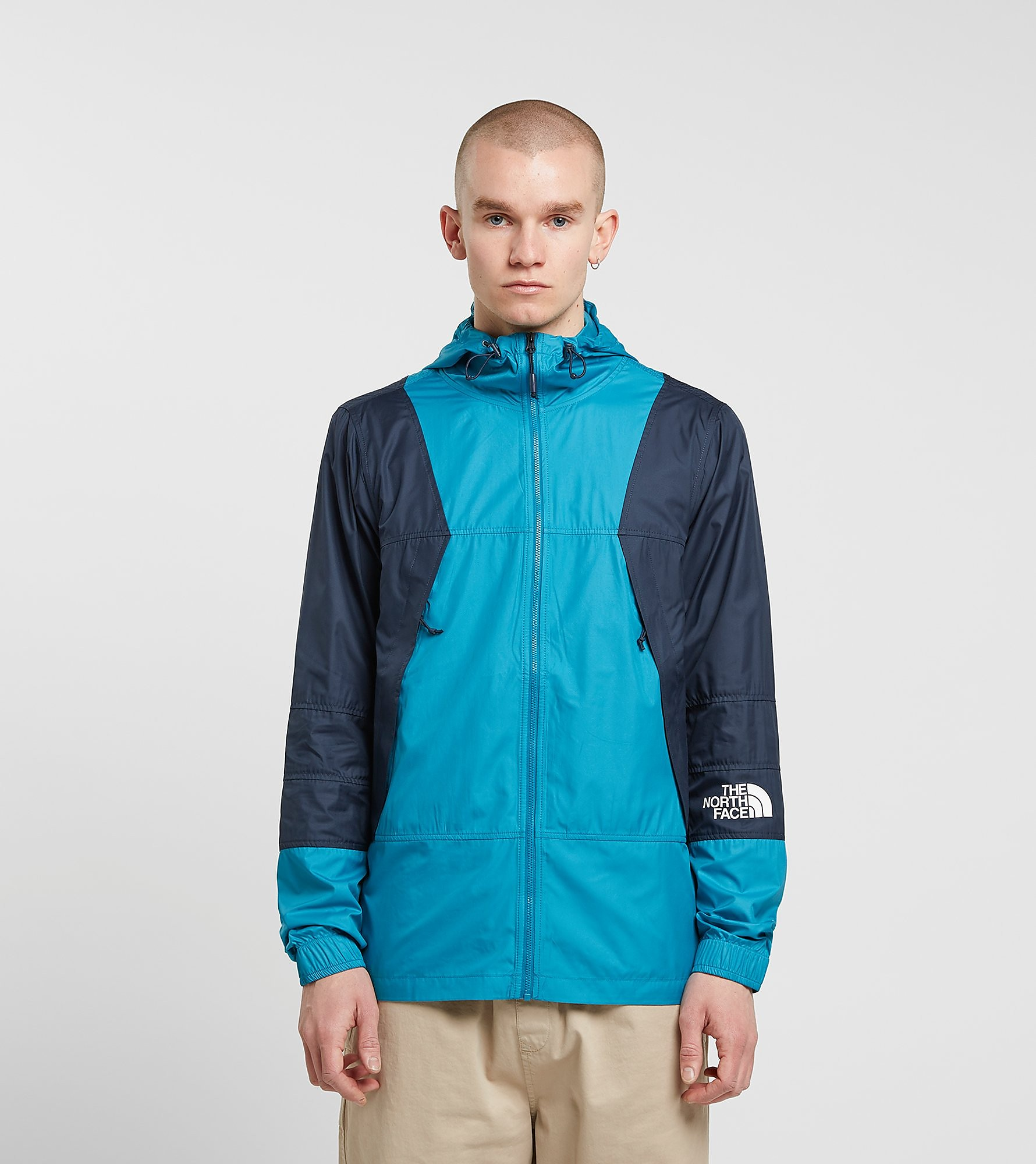 The North Face Mountain Light Windshell Blue