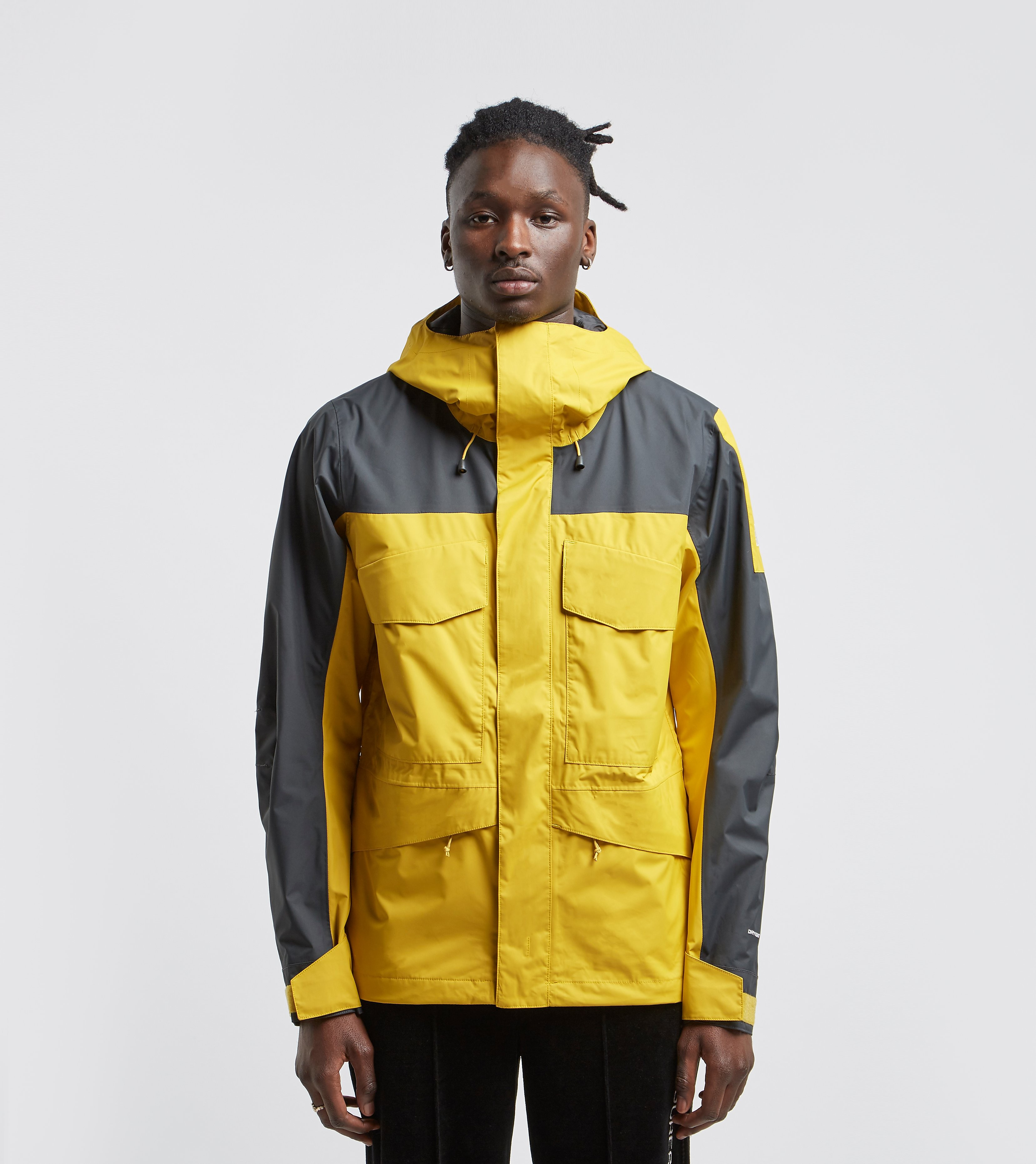 The North Face Fantasy Ridge Jacket, Giallo