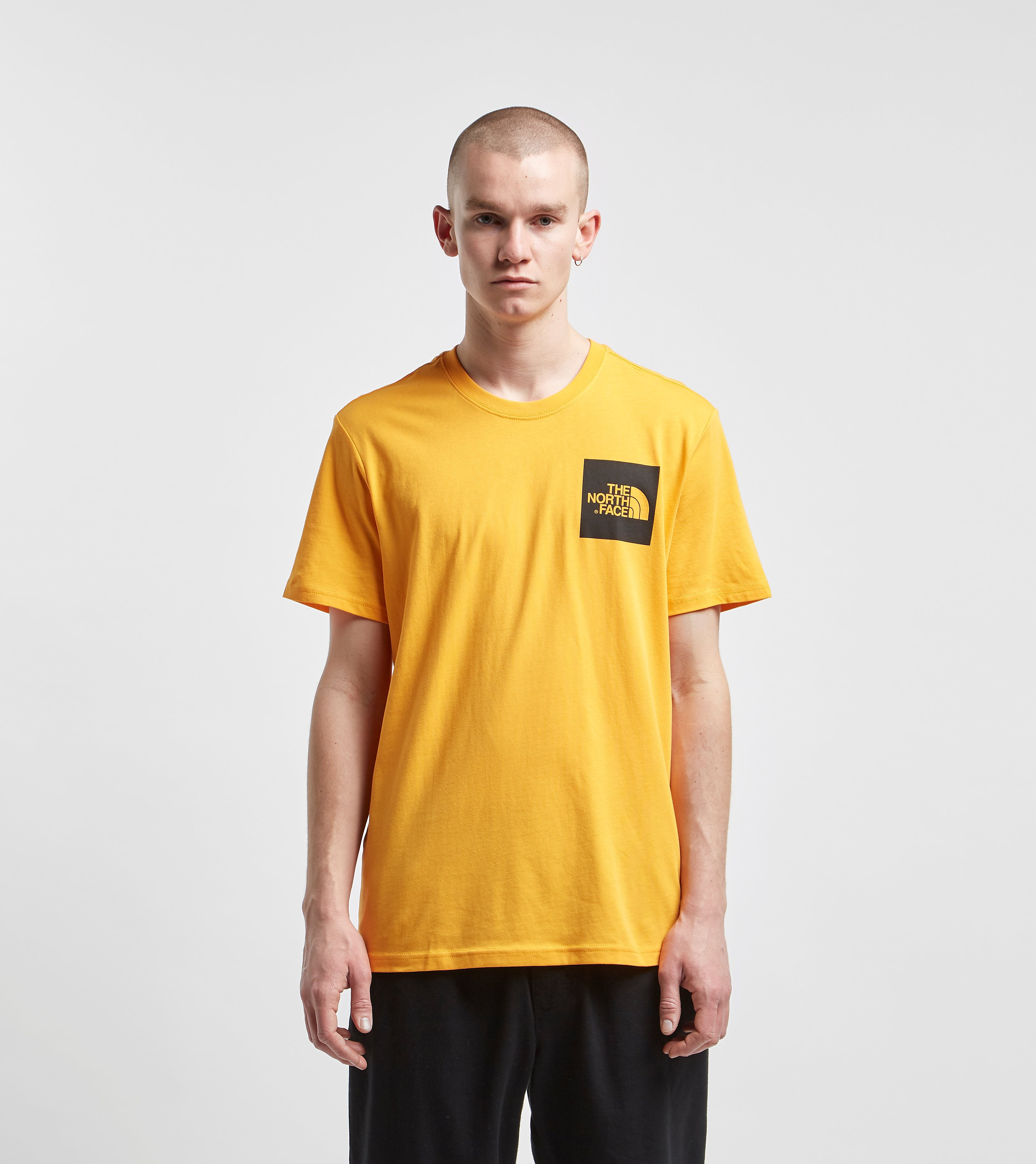 The North Face Fine Box Orange
