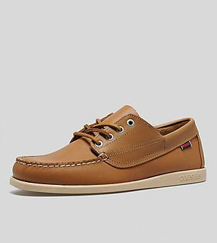 Sebago Campsides Leather Boat Shoes