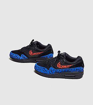 size 40 1b689 747c0 ... Nike Air Max 1 Premium Black Leopard Til Kvinder