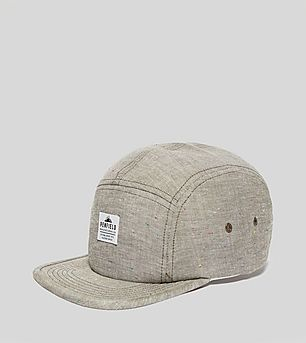 Penfield Casper 5 Panel Chambray Cap