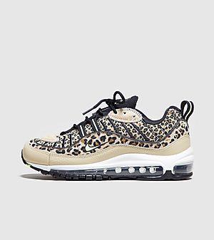 various colors bd8ce 97c7d Nike Air Max 98 Leopard Womens ...
