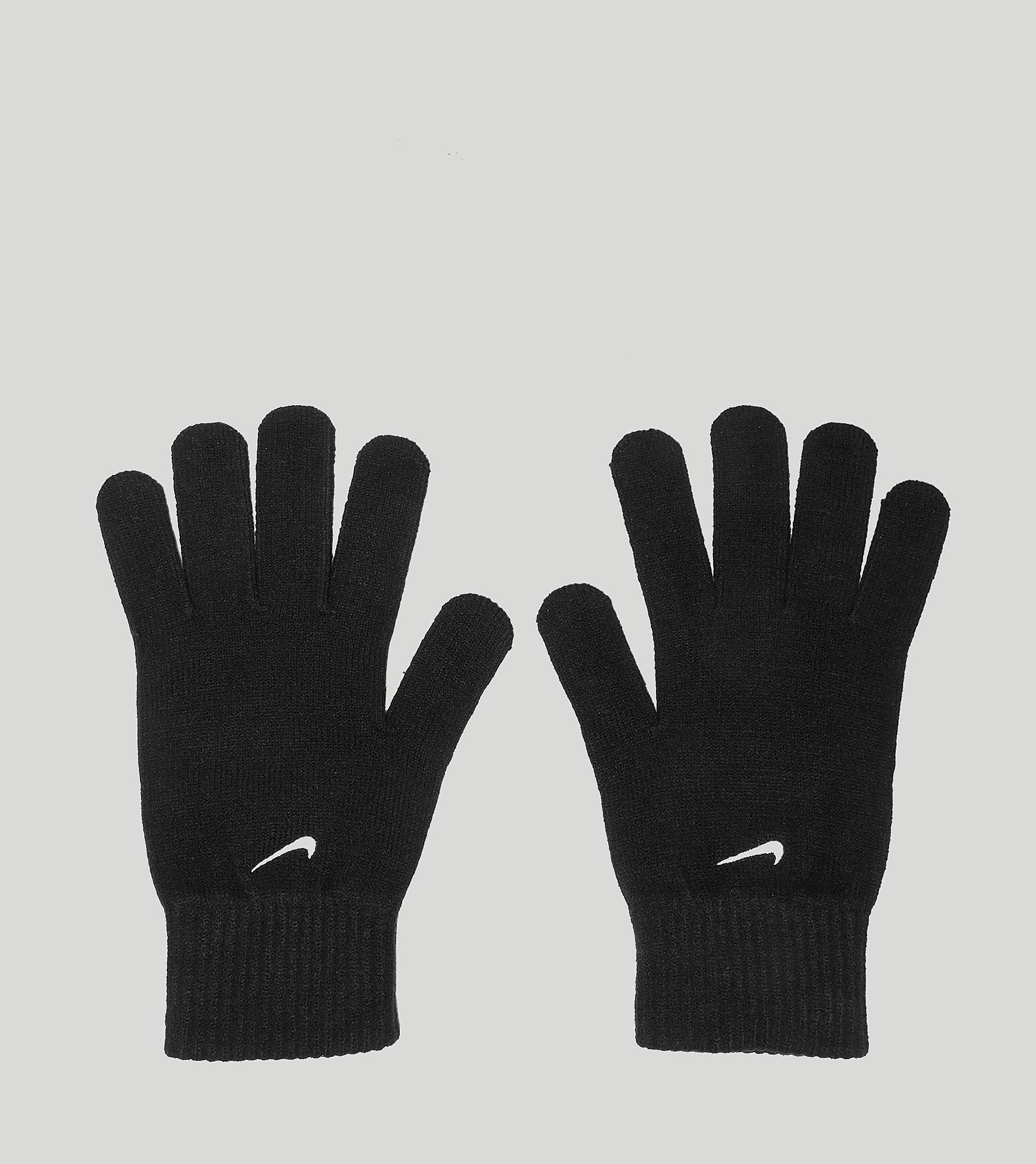 Nike Knit Gloves, Zwart