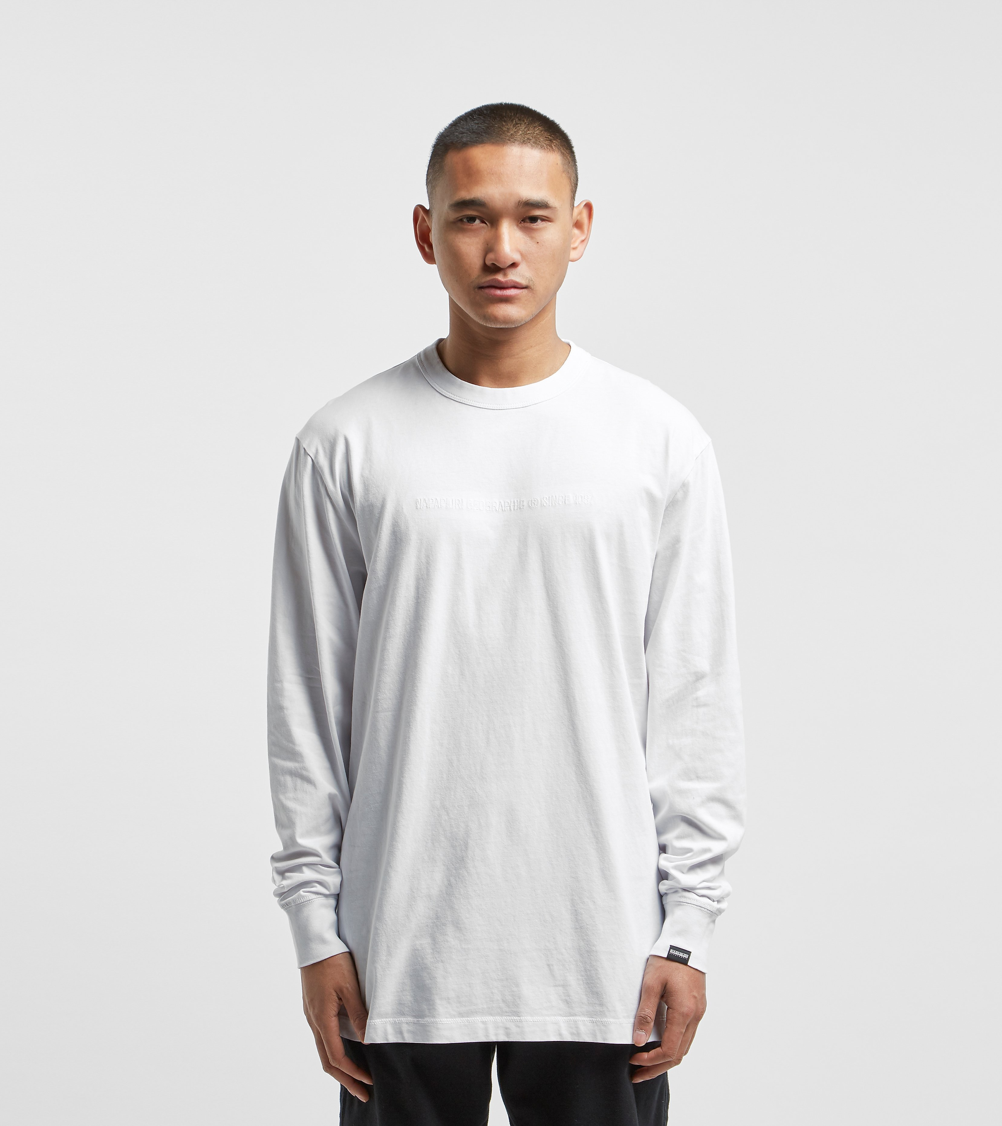 Napapijri Sakat Long Sleeve T-Shirt