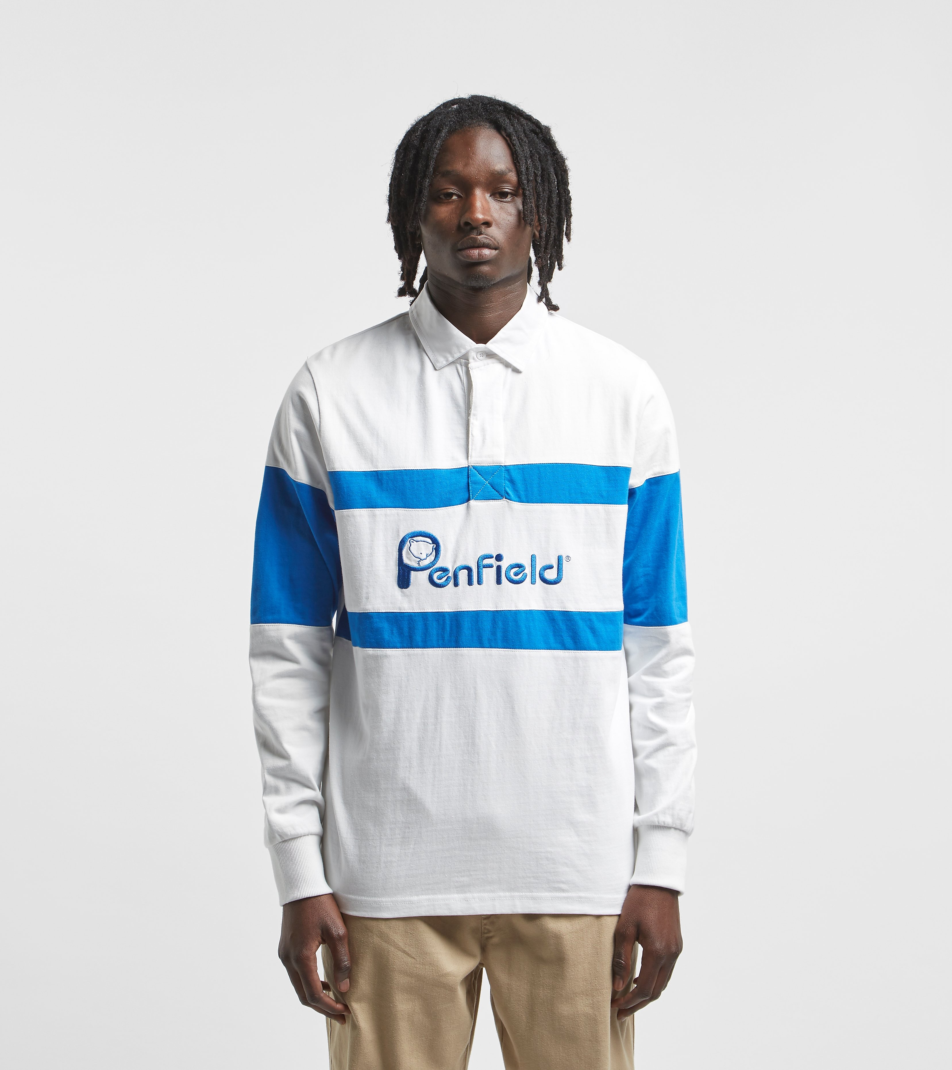 Penfield Polo Rugby Cass, Blanc