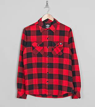 Dickies Sacramento Long Sleeved Check Shirt