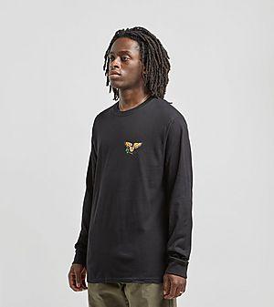 d4c924742cb ... Stussy T-Shirt à Manches Longues Eagle